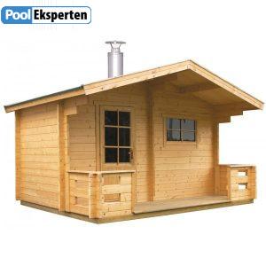 Sauna hytte Keitele