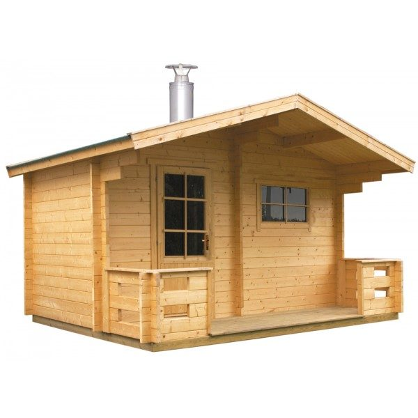 Keitele-sauna