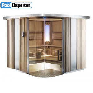 Indendørs sauna Rondium