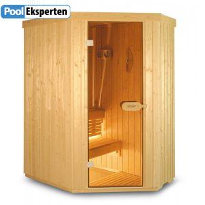 Indendørs sauna Variant