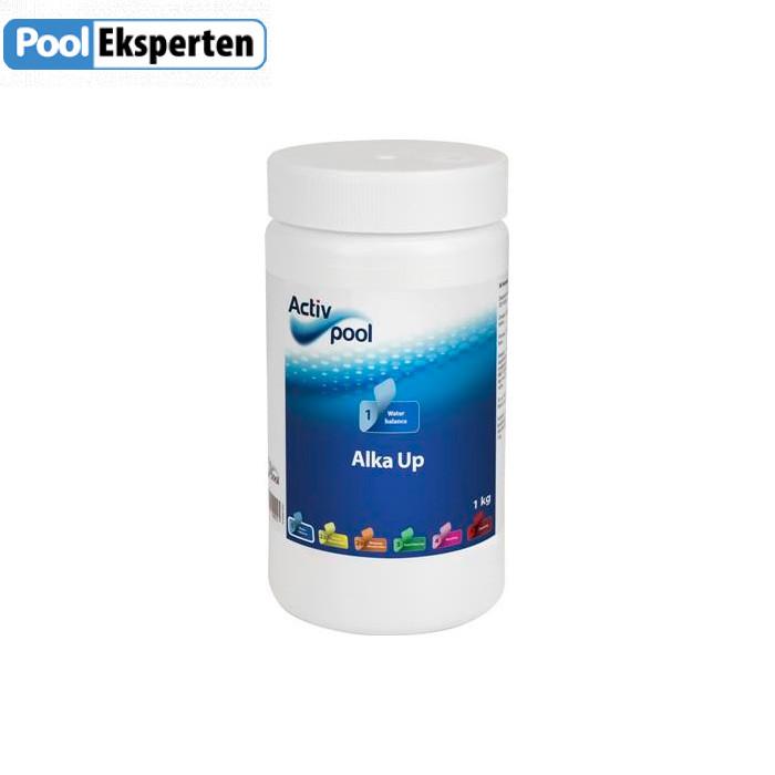 Alka Up - pH-regulerende produkt til poolen