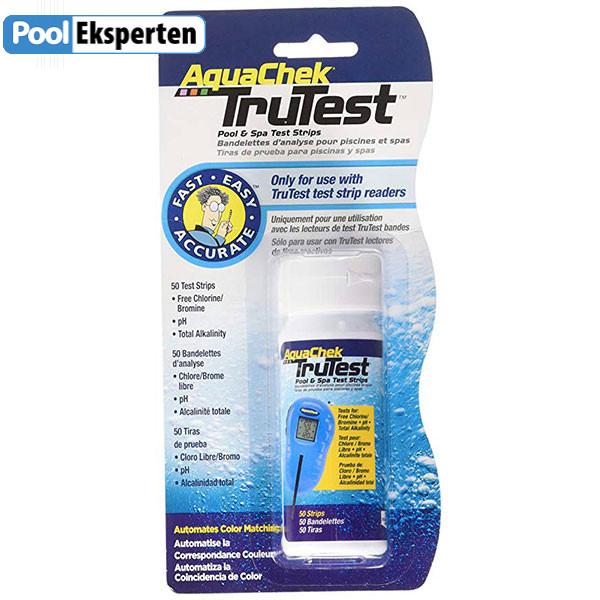 AquaChek Tru Test Refill til test af værdier i poolvand