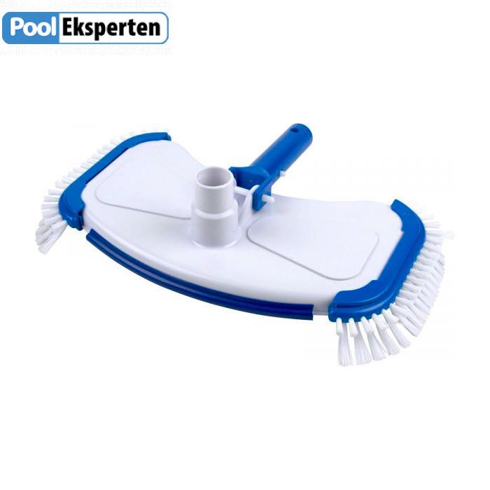 Bundsuger til rengøring af poolen med sidebørster