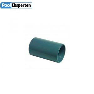 PVC overgangsnippel 50mm