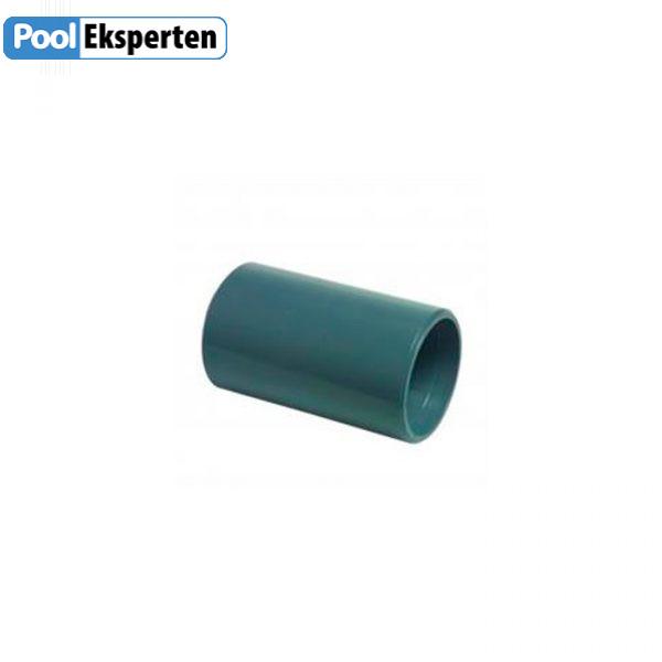 PVC-overgangsnippel-50mm