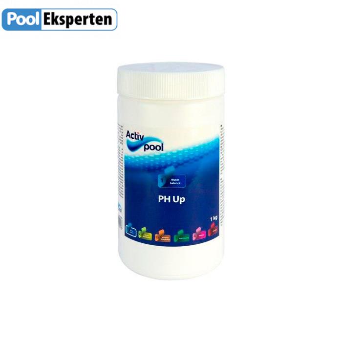 pH UP - pH regulerende middel til at hæve pH i poolen