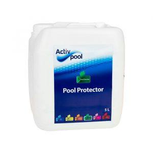 Pool Protector - Algemiddel til poolen - Bekæmper effektivt alger i poolen