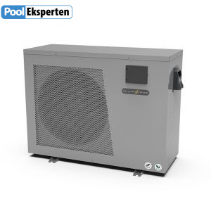 Varmepumpe swimmingpool fra Gullberg & Jansson som er Wifi kompatibel
