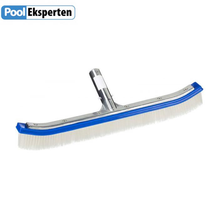 Pool børste til rengøring af poolens bund og sider