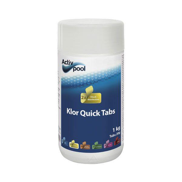 klor-quick-tabs-1kg