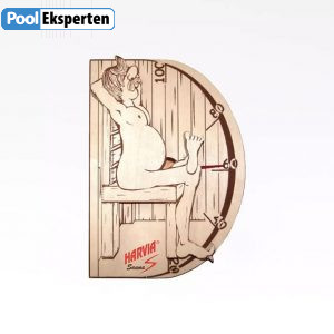 Sauna Termometer med mand