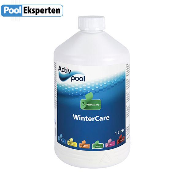 Wintercare til pools er til overvintring af pools