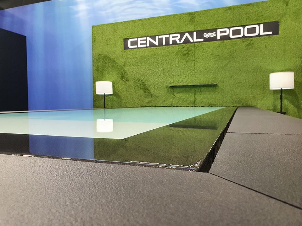 PP pool central pool