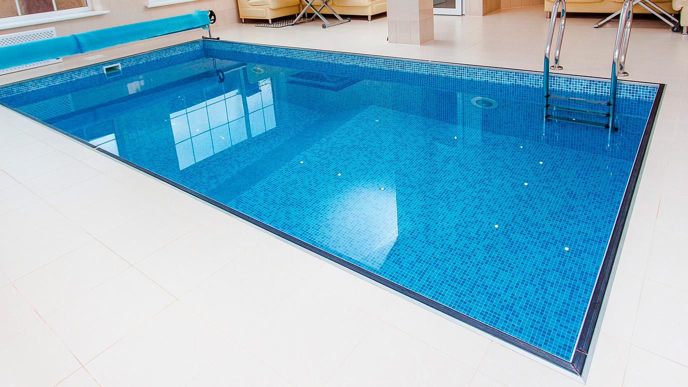 Betonstøbt pool