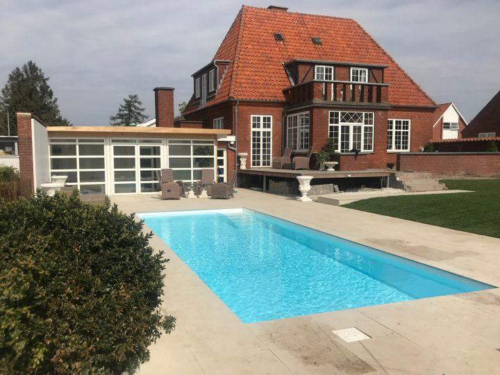 Projekt: PP pool – Falster – april 2019