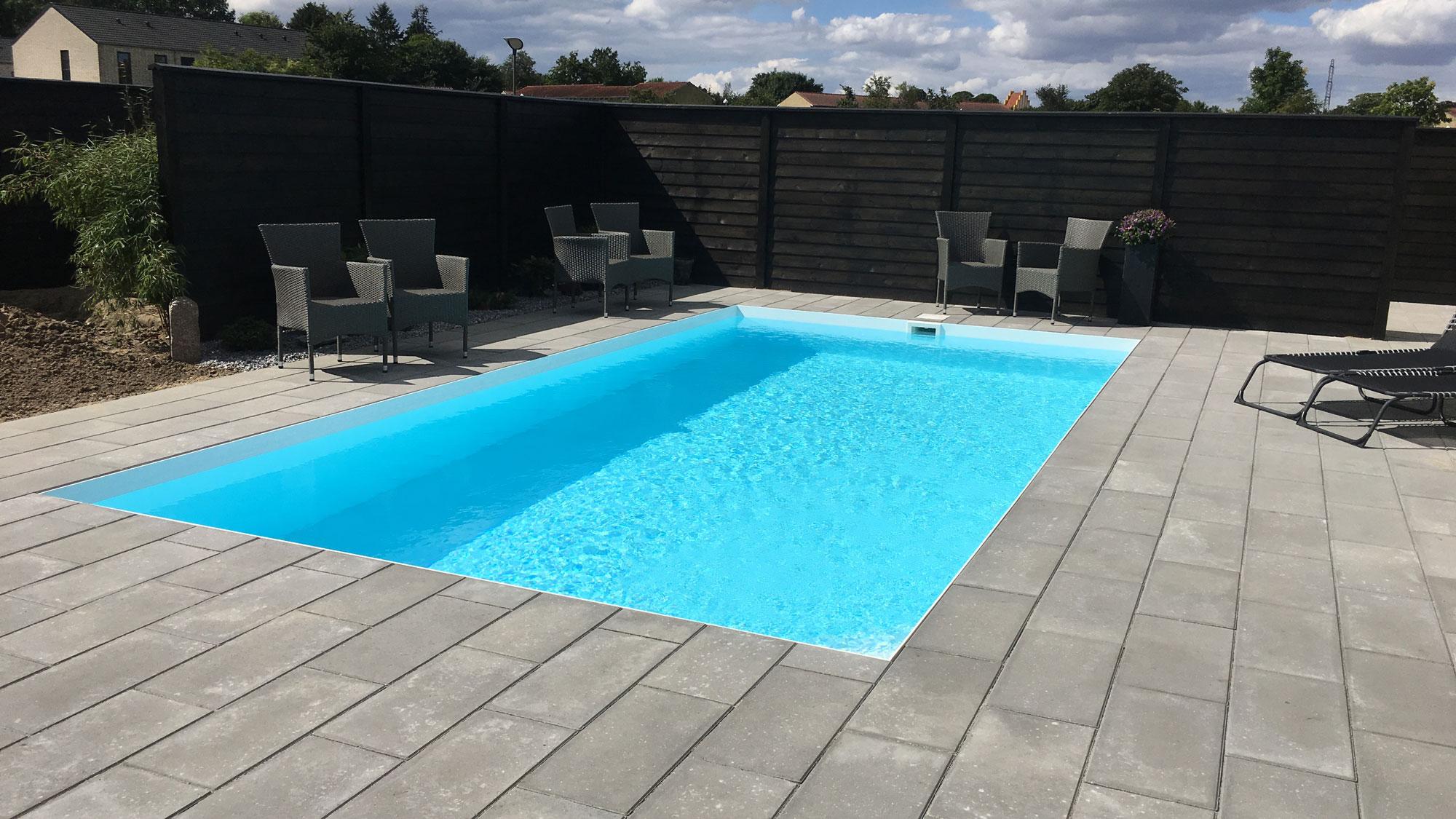 Pool standard