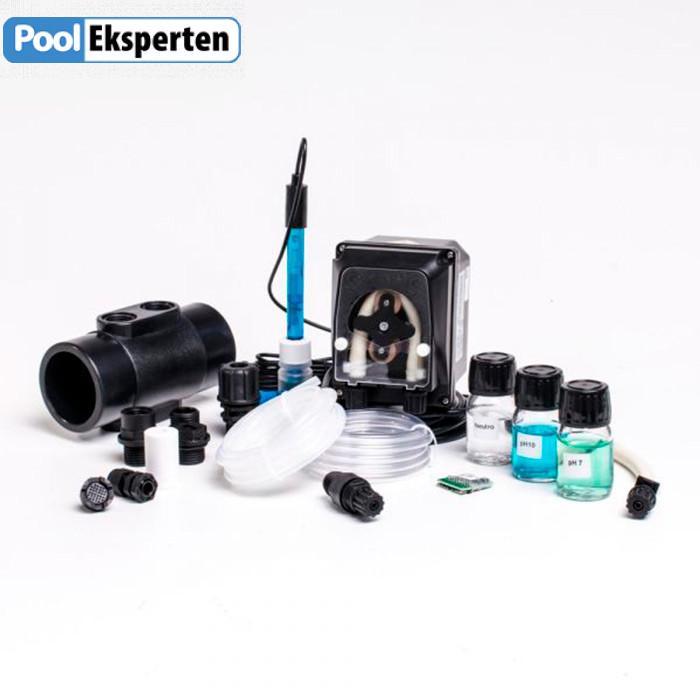 pH styring som passer til Kripsol KLX kemi og poolkontroller