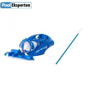 Pool Blaster Max LI inkl. teleskopstang