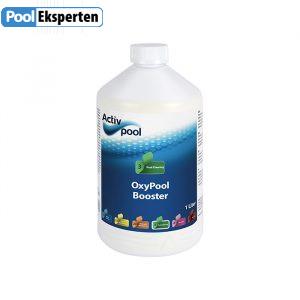 OxyPool Booster benyttes sammen med OxyChock og forlænger virkningen