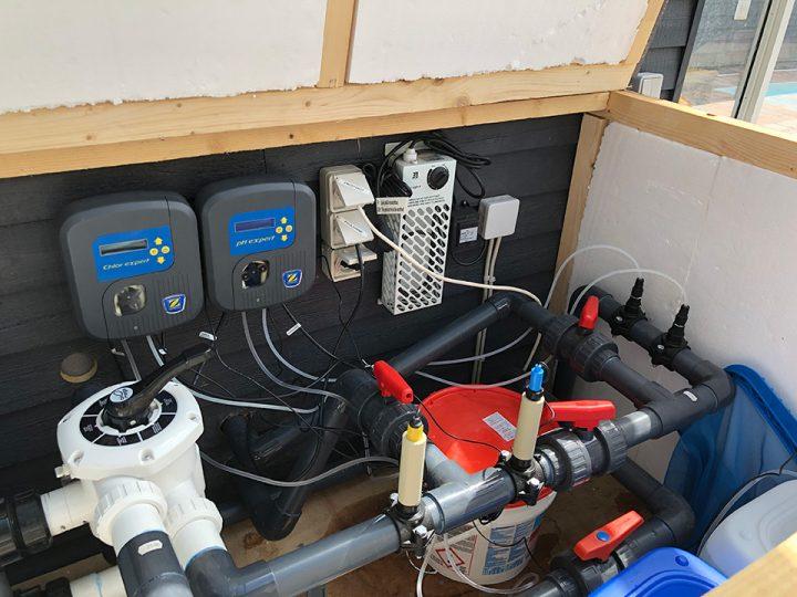 Projekt: Levering og opsætning automatisk kemistyring – juli 2019