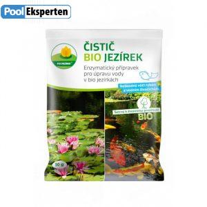 BIO Pond Cleaner er særdeles effektivt til at bekæmpe algevækst i havebassiner