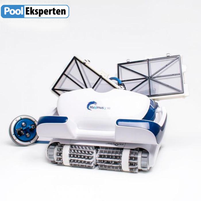 Dolphin Liberty er en batteridrevet poolrobot