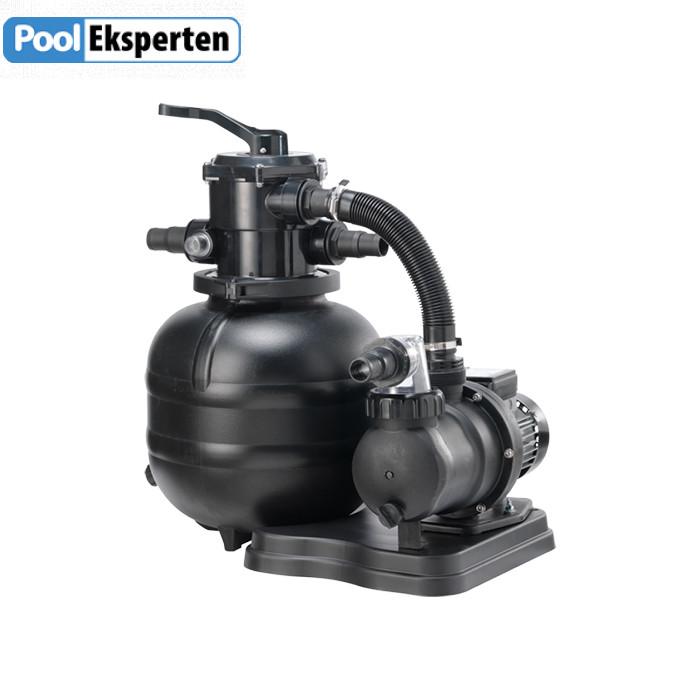 Sandfilter - Filteranlæg til swimming pool op til 22.500 liter vand