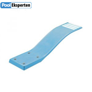 Vippe til swimming poolen