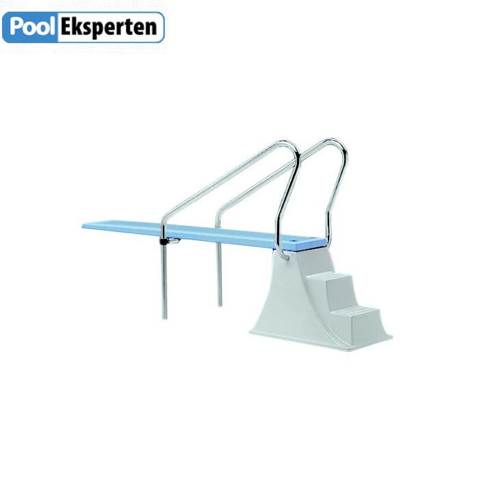 Udspringsvippe til alle nedgravede swimming pools
