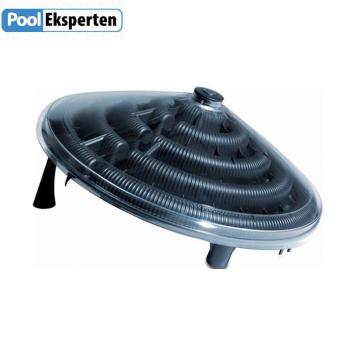 Solvarme til poolen - Sunny Solar Heater er en mulighed