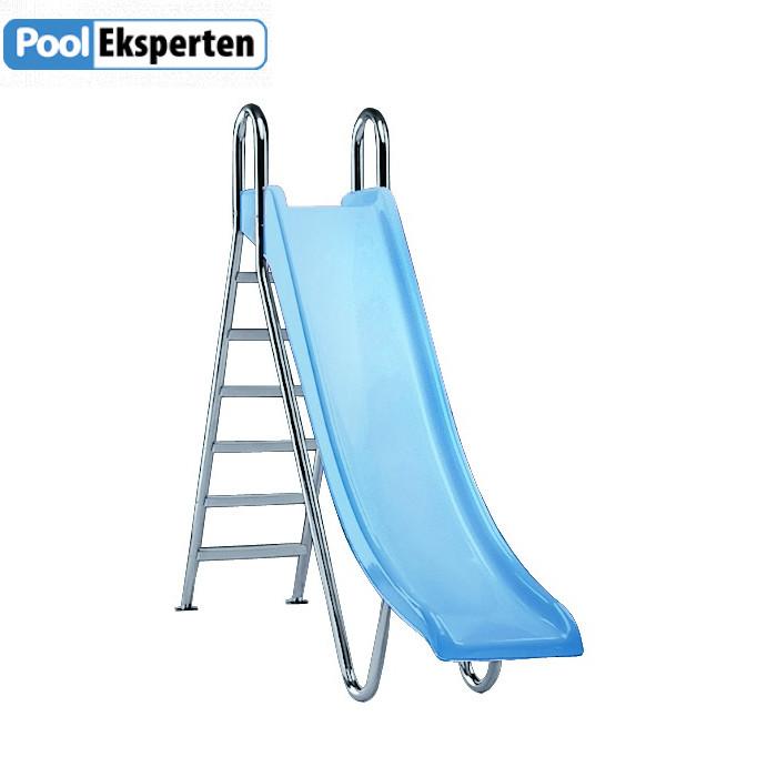 Vandrutsjebane til swimming pool i private hjem