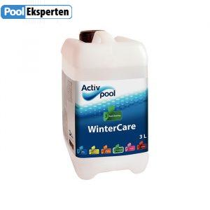 Wintercare fra Activ Pool i 3 liters dunk. Specielt egnet til pools om vinteren