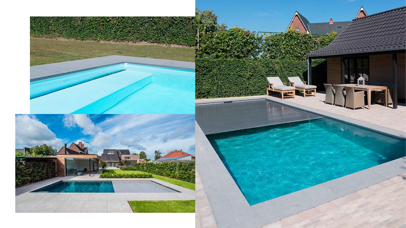 Lamelcovers til pool