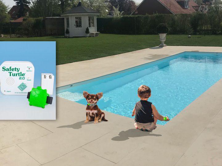 Safety Turtle 2.0 – Øg sikkerheden for børn og dyr omkring poolen