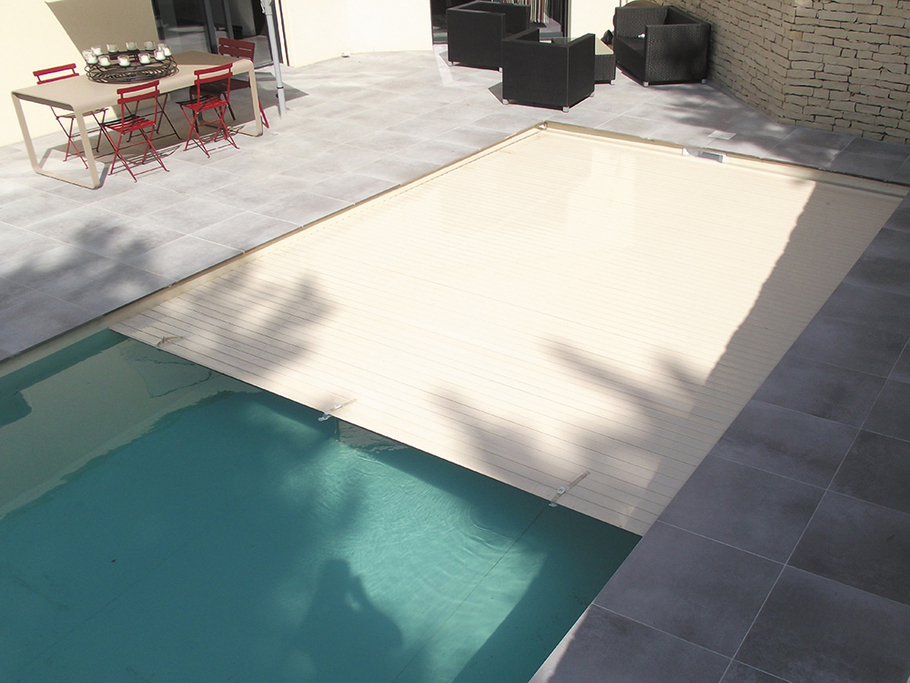 Walu Roll Exteo lamelcover til swimmingpools