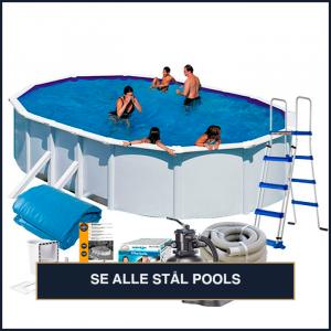 Stål pools
