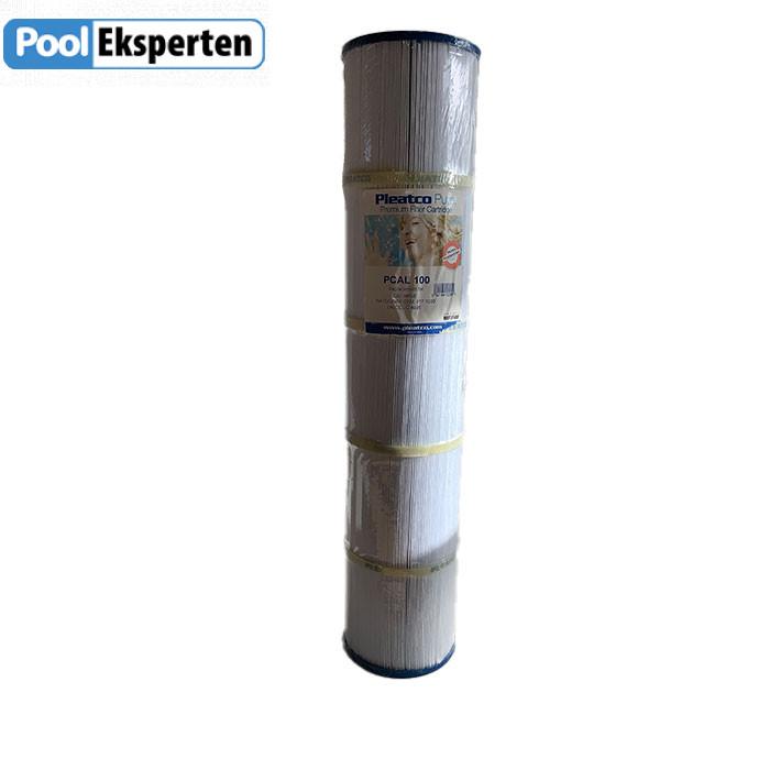 Pleatco Spafilter model PCAL100 - kvalitets filterpatron til udespa