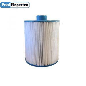 Spafilter Ø20 cm og længde 23 cm filterpatron i kraftig kvalitet