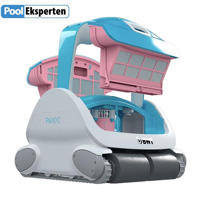 Pool robot filtre illustration