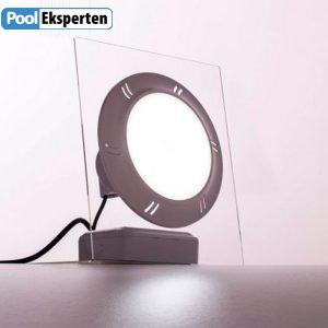 LED pool lampe hvid, RGB, multicolor fra Adagio Pro