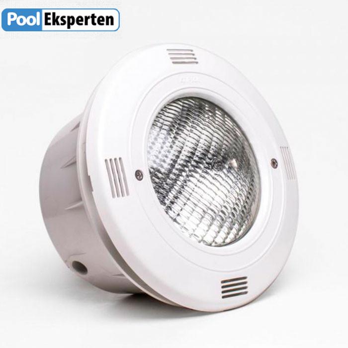 Kripsol pool lampe 300W PAR56 til beton