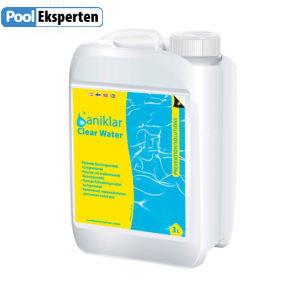 Saniklar Clear Water er et effektivt flokningsmiddel