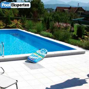 SummerFun styropor pool med stige